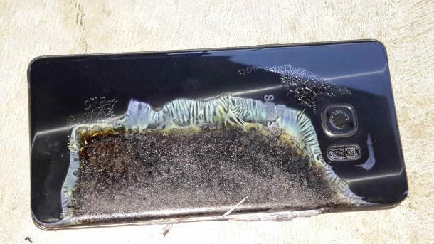 Brandgefährliche Samsung Galaxy Note 7: Offenbar massive Probleme beim Umtausch