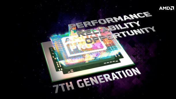 AMD stellt neue Prozessoren für Business-PCs vor