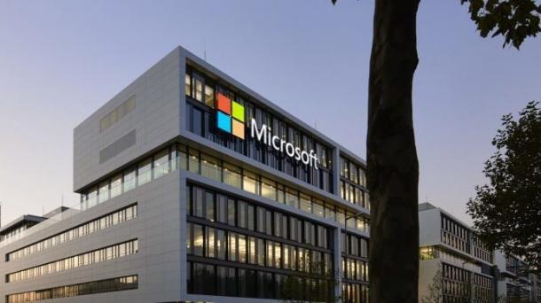 Microsoft will in München neue Welt des Arbeitens vorleben
