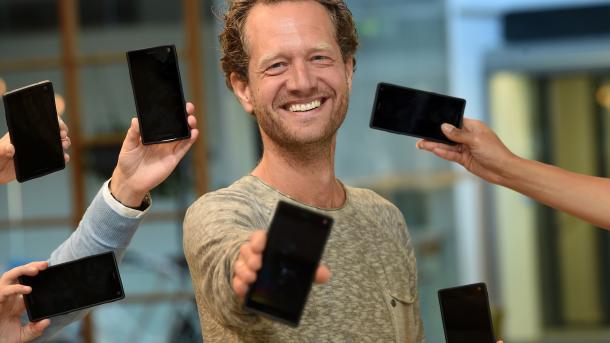 Fairphone gewinnt größten europäischen Umweltpreis