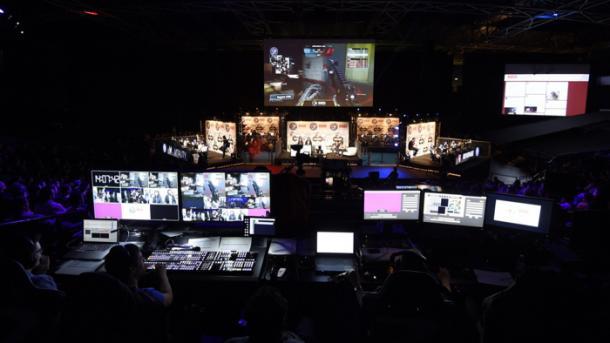 Untersuchung: Computerspiele lösen Sportfernsehen ab