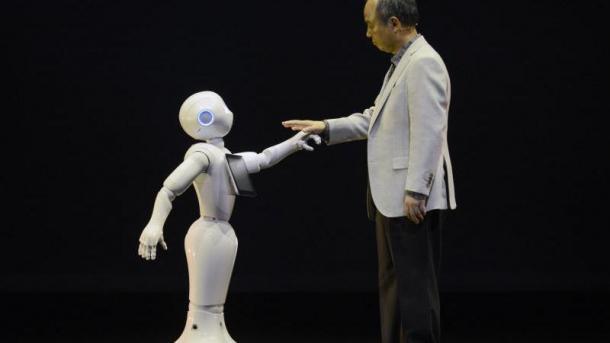 "Roboter ""Pepper"""