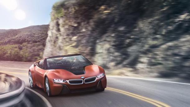 BMW plant Entwicklungszentrum für autonomes Fahren