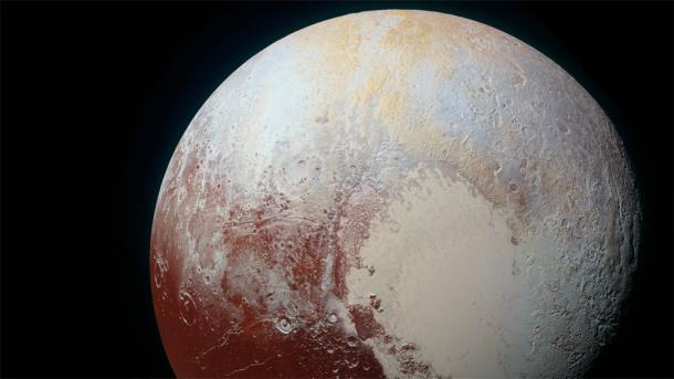 NASA-Sonde New Horizons: Alle Daten vom Pluto-Vorbeiflug übermittelt