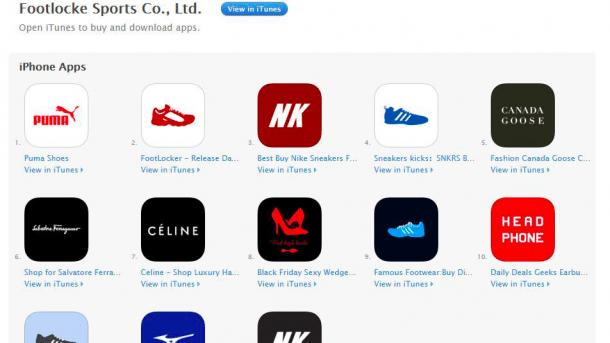 Fake-Apps im App Store