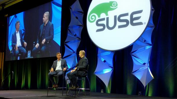 SUSECon 2016: Neue Wege für das Chamäleon