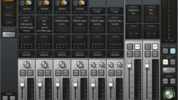 UAD 9.0: Universal Audios Thunderbolt-Interfaces unterstützen Windows