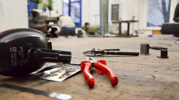 Studie: Neue Produktionsmodelle in offenen Werkstätten