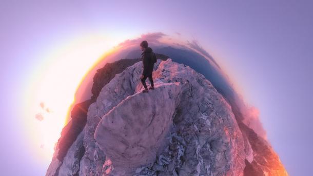 VLC Media Player unterstützt 360-Grad-Videos