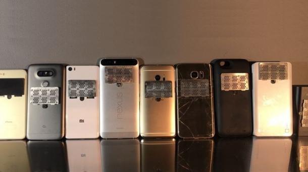 Smartphone mit Brennstoffzelle: myFC zeigt Prototypen mit JAQ-System