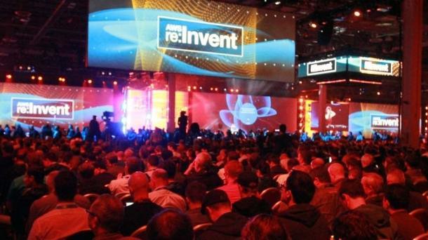 AWS re:Invent: Schnellere Hardware, mehr Middleware und neue Admin-Tools