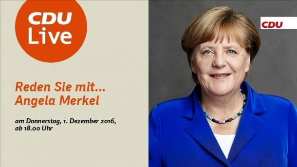 Merkel fordert mehr Offenheit für Chancen der Digitalisierung