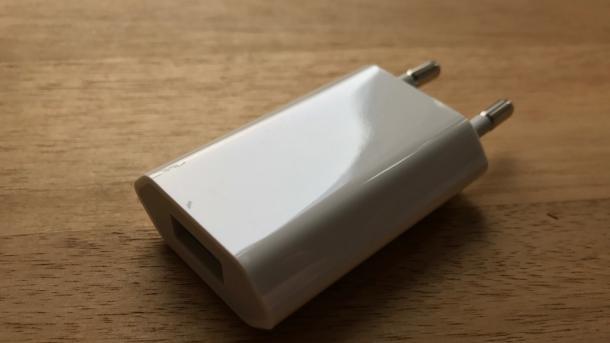 iPhone-Netzteil