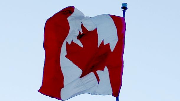 Flagge Kanadas