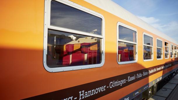 Bahn-Alternative Locomore gestartet: Strecke Stuttgart-Berlin und zurück