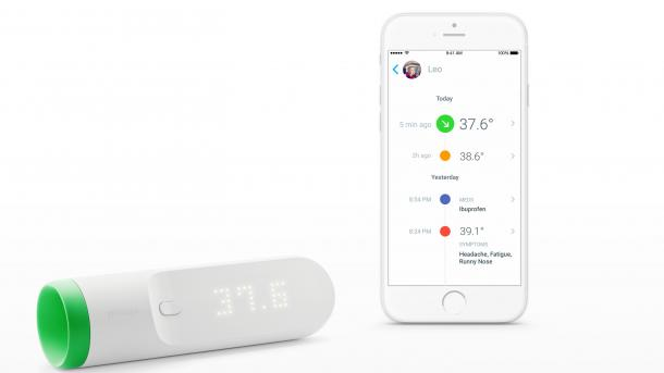 Withings-Fieberthermometer