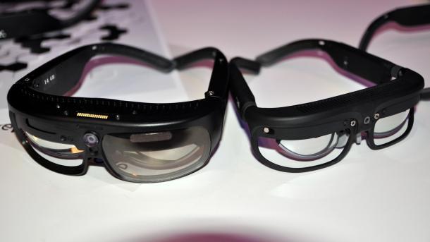 ODG R-8 und R-9: Mixed-Reality-Brillen ab 1000 Dollar ausprobiert