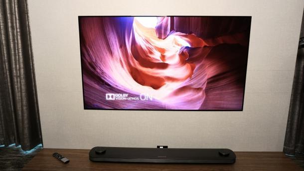 OLED-TVs von LG mit Dolby Vision und Dolby Atmos