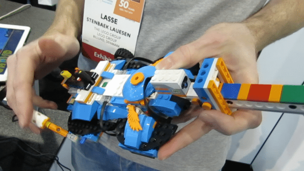 Ausprobiert: roboterbausatz lego boost heise online