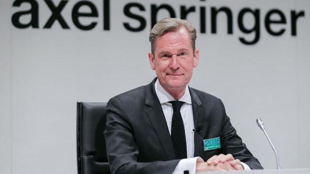 Springer-Chef Döpfner: Fake News sind nicht neu