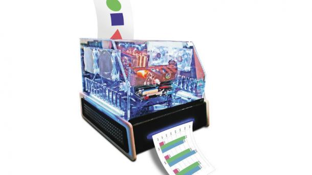 Wissenschaftsmaschine
