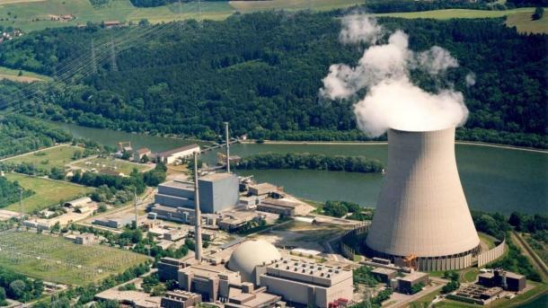 Abbau von Atomkraftwerk genehmigt - Isar 1 verschwindet