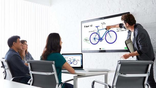 Für bessere Meetings und Zusammenarbeit: Cisco stellt Spark vor