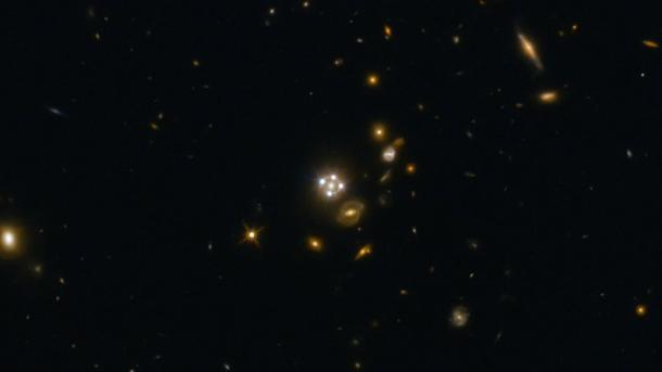 Universum expandiert schneller, als gedacht