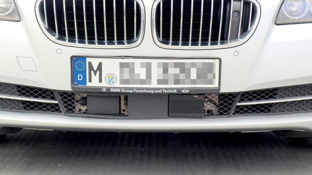 Münchner Kennzeichen