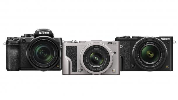 Keine Edelkompakten mit Typ-1-Zoll-Sensor: Nikon sagt DL-Serie