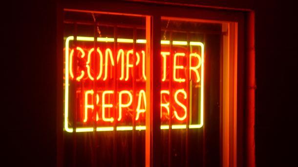 """""""Recht auf Reparatur"""": IT-Industrie appelliert gegen Gesetzentwurf"""
