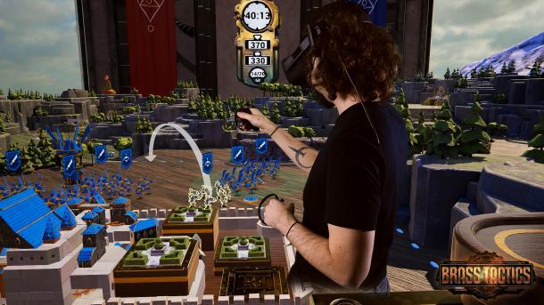 GDC: Neue handgesteuerte VR-Spiele für Oculus Rift