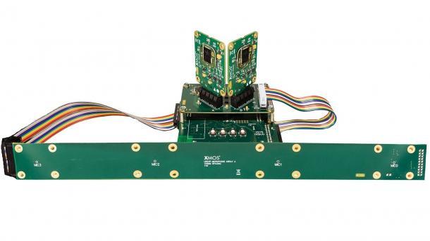 MEMS-Richtmikrofon von Xmos mit Infineon-Soli-Radar (60 GHz)
