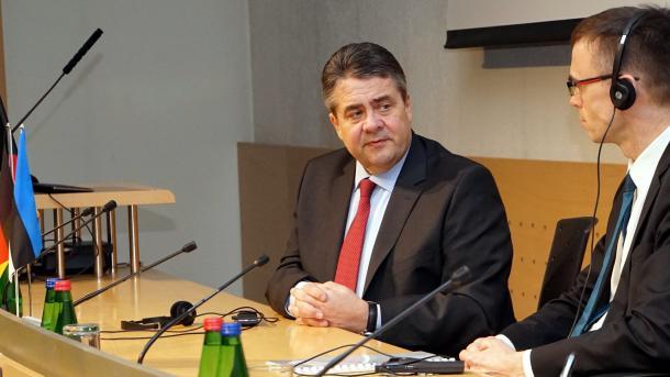 """Gabriel: Deutschland bei Digitalisierung """"wie ein Entwicklungsland"""""""