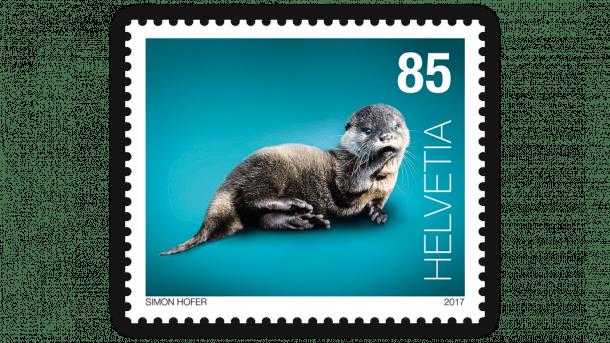 """Schweizer Post gibt """"interaktive"""" Briefmarken aus"""