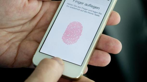 Touch ID im iPhone