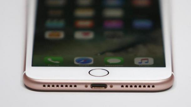 Lightning am iPhone 7