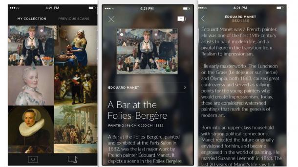 Smartify-App: Shazam für bildende Kunst