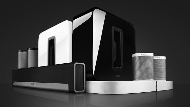 Angetestet: Sonos Playbase bringt frischen Sound unters TV