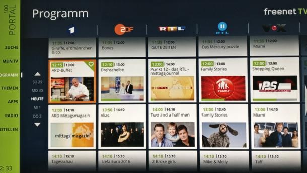 Dvb T2 Hd Hardware Für Das Hochaufgelöste Antennen Tv Heise Online
