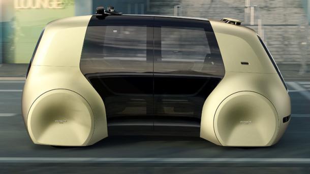 Autonomes Fahren: Volkswagen zeigt Konzept für integrierte Mobilität