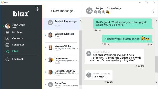 Blizz: Teamviewer veröffentlicht neuen Dienst für Webkonferenzen