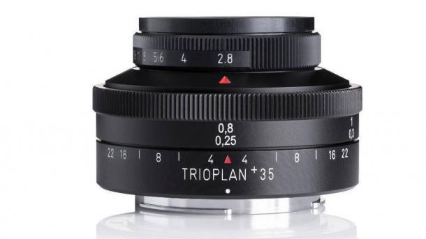 Meyer Optik sucht Unterstützer für neues Trioplan 35+