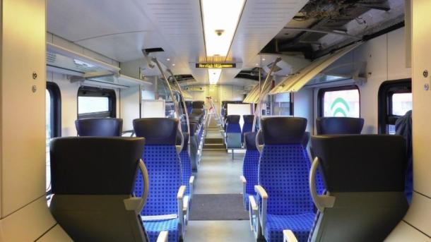 Bahn testet WLAN im Regionalverkehr