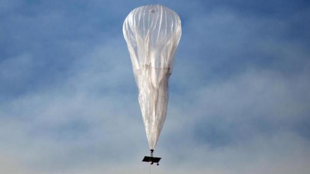 Google Ballon