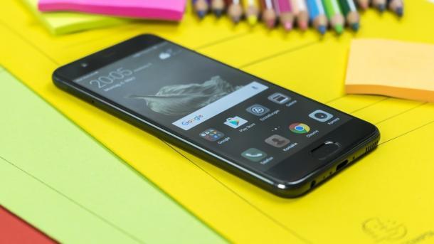 Huawei P10: ....