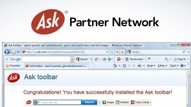 Malware-Verteilung: Hacker infiltrierten zweimal Update-Prozess von Ask.com Toolbar