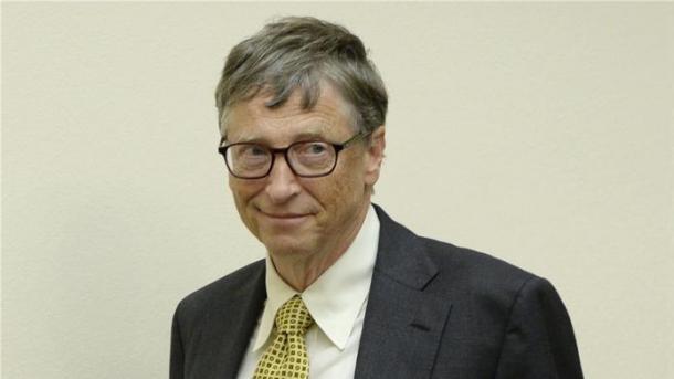 Bill Gates bleibt reichster Mensch der Welt, Trump fällt zurück ...
