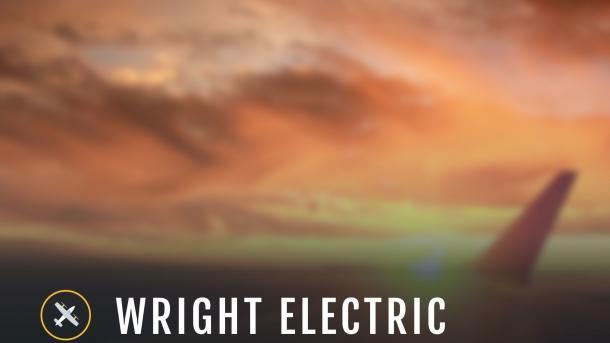 Wright Electric: Start-up stellt Konzept für elektrisches Flugzeug für 150 Passagiere vor