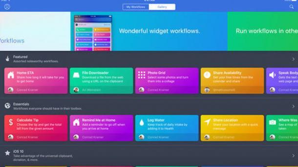 Workflow-App
